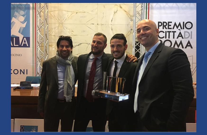 OPES Latina-Premio Città di Roma