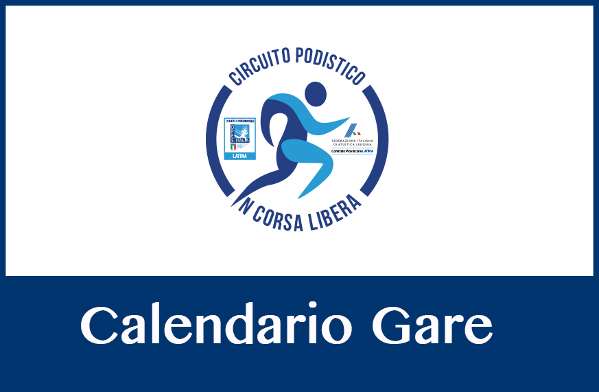 calendario gare in corsa libera