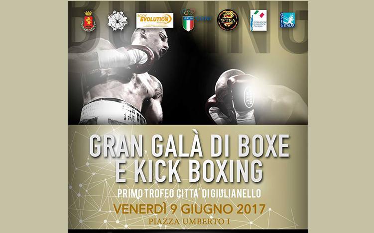 gala boxe copertina